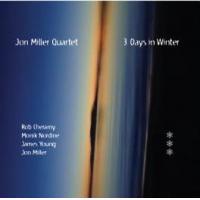 Album 3 Days in Winter by Jon Miller