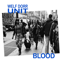 Album Blood by Welf Dorr