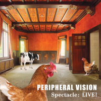 Album Spectacle: Live! by Peripheral Vision