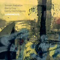 Album Luminous by Simon Nabatov
