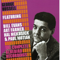Album The Complete Bluebird Recordings by George Russell