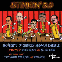 "Read ""Stinkin' 3.0"" reviewed by Jack Bowers"