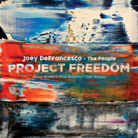 Album Project Freedom by Joey DeFrancesco
