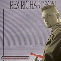 Album Pandora's Pocket by Rex Richardson