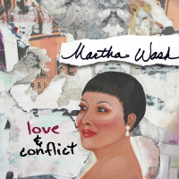 Album Love & Conflict by Martha Wash