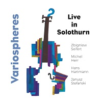 Album Live in Solothurn by Zbigniew Seifert