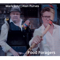 Album Food Foragers by Mark Alban Lotz