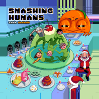 Album Smashing Humans by Sana Nagano