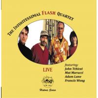 Album John Tchicai's infinitesimal Flash Quartet Live by Mat Marucci
