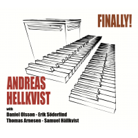 Album Finally! by Andreas Hellkvist