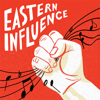 Album Eastern Influence by Rasmus Henriksen