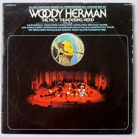 Woody Herman 40th anniversary Live at Carnegie Hall