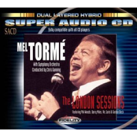 Album The London Sessions by Mel Torme