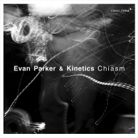 Album Chiasm by Evan Parker