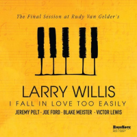 Album I Fall in Love Too Easily by Larry Willis