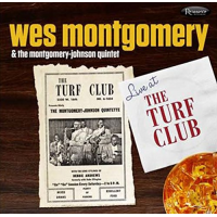 Album Live At The Turf Club by Wes Montgomery