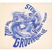 Album Groove Blue by Tony Monaco