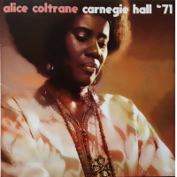 Alice Coltrane: Carnegie Hall '71