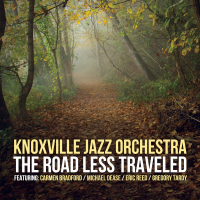 Album The Road Less Traveled by Knoxville Jazz Orchestra