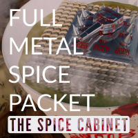 The Spice Cabinet: Full Metal Spice Packet