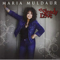 Album Steady Love by Maria Muldaur