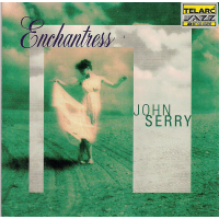 Album Enchantress by John Serry