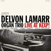 Album Live At KEXP by Delvon Lamarr
