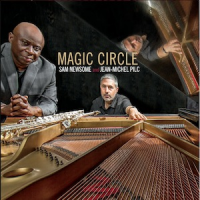 Album Magic Circle by Sam Newsome