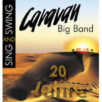 Album Sing and Swing by Caravan Big Band