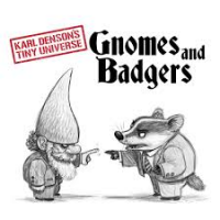 "Read ""Gnomes and Badgers"" reviewed by Doug Collette"