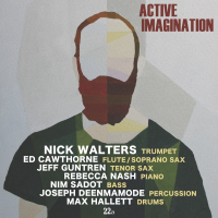 Album Active Imagination by Nick Walters