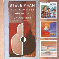Public Access / Headline / Crossings by Steve Khan