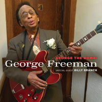 George Freeman CD Release And Listening Party At Chicago's Lange's On April 26th at 6:00pm