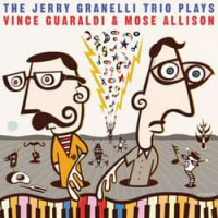 "Read ""Plays Vince Guaraldi & Mose Allison"" reviewed by Neri Pollastri"
