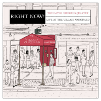"Read ""Right Now! Live At The Village Vanguard"" reviewed by Dan McClenaghan"