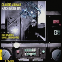 Album Rach Mode On by Claudio Vignali