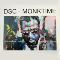 MonkTime by Leon Lee Dorsey