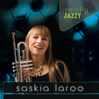 Album Really Jazzy by Saskia Laroo