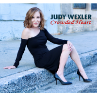 Album Crowded Heart by Judy Wexler