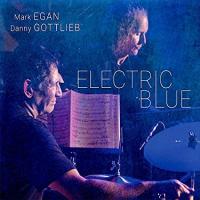 Album Electric Blue by Mark Egan