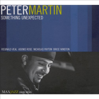 Album Something Unexpected by Peter Martin