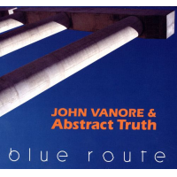 Blue Route by John Vanore