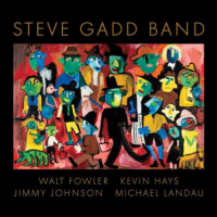 Album Steve Gadd Band by Steve Gadd