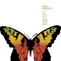 Album The Spirit Music Jamia: Dance of the Infidel by MeShell NdegeOcello