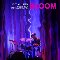 Album Bloom by Jeff Williams