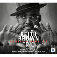 Album African Ripples by Keith Brown