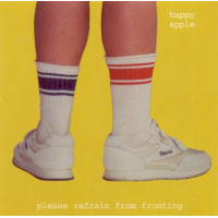 Happy Apple: Please Refrain From Fronting