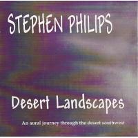 Album Desert Landscapes by Stephen Philips