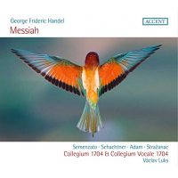 Read Handel's Messiah 2019