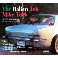 Album The Italian Job by Mike Turk